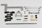 LK-9718 471 DUAL CARB INLINE LINKAGE KIT