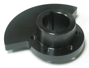 454 CHEVY STEEL CRANK HUB