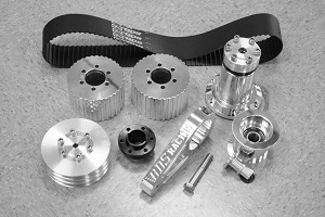 "CHEVY 348-409 3"" 3V 671-871 DRIVE KIT"