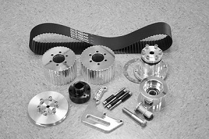 "CHEVY 229-262 V6 3"" 1V 471 DRIVE KIT"