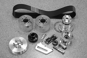 "BLOWER - Chevy 229-262 V6 3"" 2V 471 Drive Kit ~ IN STOCK!"