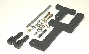 DUAL HOLLEY LINKAGE KIT