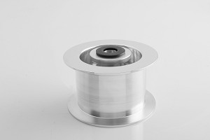 "ALUM. 2"" IDLER PULLEY ASSEMBLY"